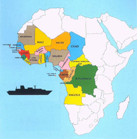 Icgn West Central Africa
